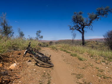 Alice Springs single track